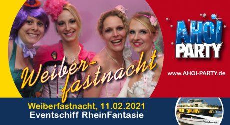 Weiberfastnacht 2021 Köln Tickets