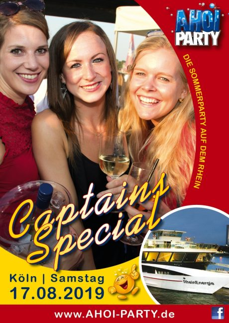 Captains Special 2019