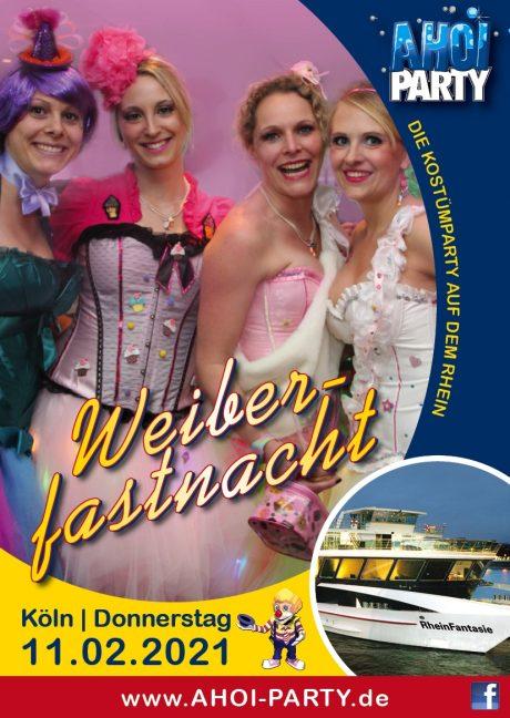Radio Köln Weiberfastnacht 2021 Tickets